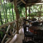 Breakfast Dining Room at Cuidad Perdida EcoLodge