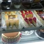 Cakes on offer