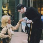 неожиданные встречи на улицах Вены