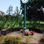 Tsunami Clock in Hilo