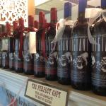 We also sell boutique wines!