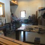 Glass Blowing Studio