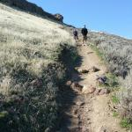 Steep incline worth the climb.