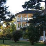 View of verandas, side of Inn