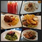 Me encanta las presentacion de cada plato hace ver todo exquisito!!!