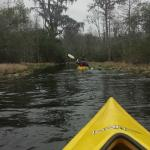 on the water trail