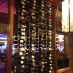 Canyon Cafe Wine rack
