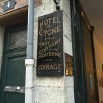 Photo de Hotel du Cygne