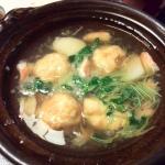 豆腐の鍋料理