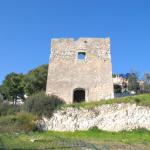 Torre Silvana che da il nome al residence