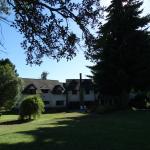 Jardines, prados, lugares de descanso y recreación.