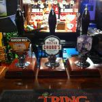 Great Cask Ale selection