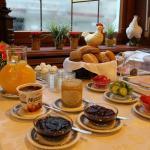 Frühstücksbuffet / Breakfast buffet
