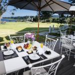 Lake view at Benguela Brasserie & Restaurant
