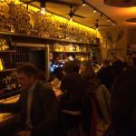 bar decor and stock