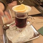 Delicious Hot Spiced Wine- I'm Hooked!
