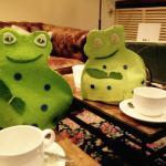 De thee mutsen