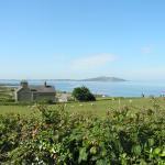 Pen y Graig Farmhouse  - over looking Church Bay