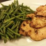 Scallopini chicken
