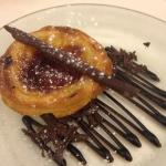 Pasteis de Nata - Portuguese custard tarts! My favourite & spot-on at Avenue G!