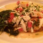 Costa Rican Tilapia Lafayette with Spinach
