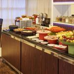 Café da Manhã no Restaurante Augusta Café