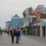 Walk the Boardwalk - less than 5 min from your accommodations at the Beach Bum