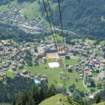 Down to Wengen