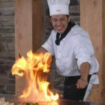 Food, Fire, Fun!