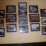 Historic photos, Chuckwagon Cafe, Lava Hot Springs, ID