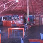 Fresh sea breeze through our traditional built restaurant.