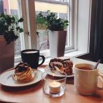 A December fika