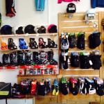 Avec les pro du ski shop chalet des neiges, on part a skier avec tout confiance et le meilleur m