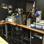 The laboratory kitchen!