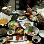 second night dinner