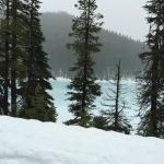 image from snowcat ride