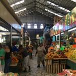 Inside the Mercado