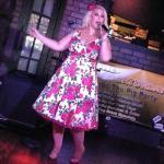 Jennifer McClain at Broadway Brunch