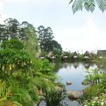 salah satu view terbaik dusun bambu