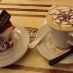 Coffee and cake...