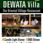 Dewata Villas Village Restaurant