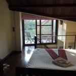 jolie chambre et terrasse