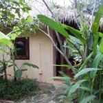My little bedroom hut