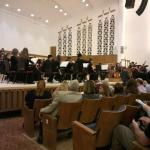 Concert with the Liverpool Youth Philharmonic