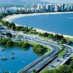 Vista da praia de camburi-Vitoria-ES (foto internet)