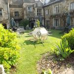 the hidden beautiful garden at The Wotton Coffee Shop, please join us and enjoy the surroundings