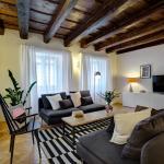 U Kapra Apartments | Living Room