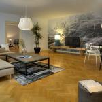 U Kapra Apartments | Spacious Living Room