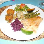 Red Snapper fillets and sides- gorgeous