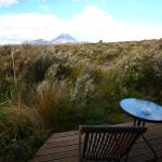 la vue de la chambre terrasse